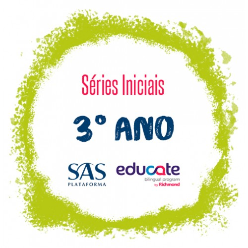 Kit Séries Iniciais 3º ANO