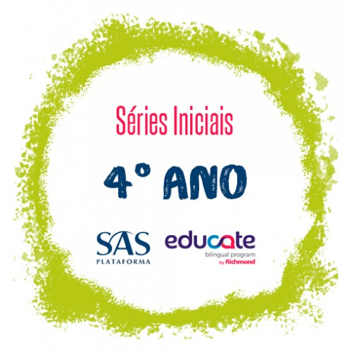 Kit Séries Iniciais 4º ANO